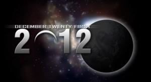 Dooms Day on 21st December 2012?