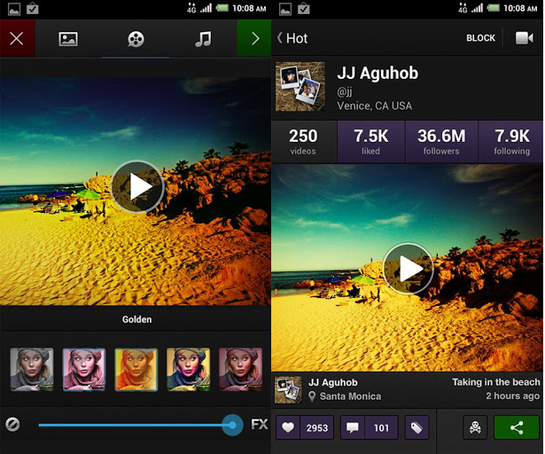 viddy for android