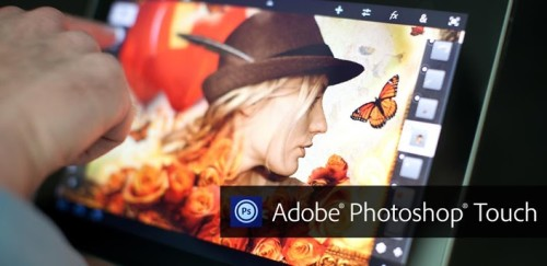 Top Paid Android Apps for Photographers- Adobe Photoshop Touch