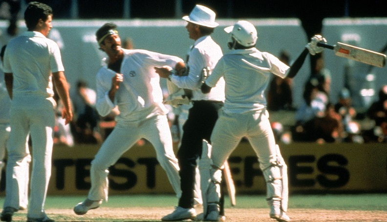 miandad fight