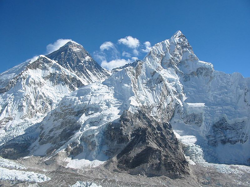 MOUNT EVEREST of NEPAL