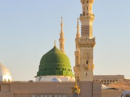 5 Biggest Mosques of the World - Masjid Al Nabwi