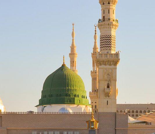 5 Biggest Mosques of the World - Masjid Al Nabwi