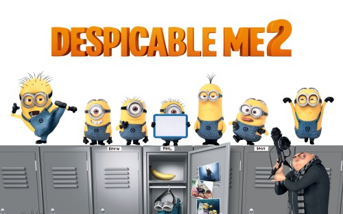 Despicable me 2 Movie Cute wallpapers (11)