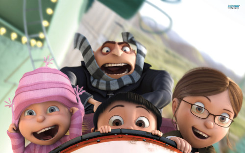 Despicable me 2 Movie Cute wallpapers (15)