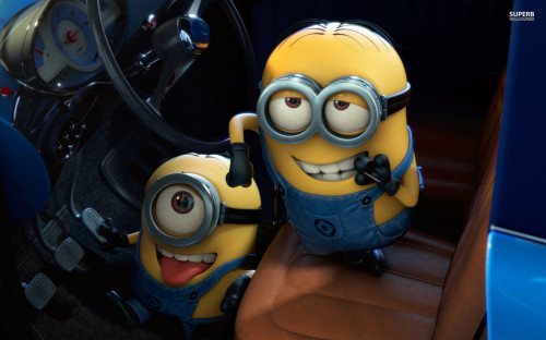 Despicable me 2 Movie Cute wallpapers (8)