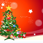 Christmas-Tree-Wallpaper for windows 8