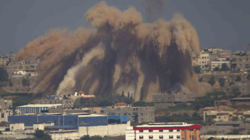 Israel attacks palestine (6)